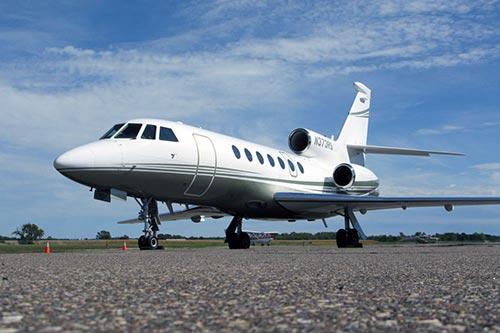 Falcon 50 EX