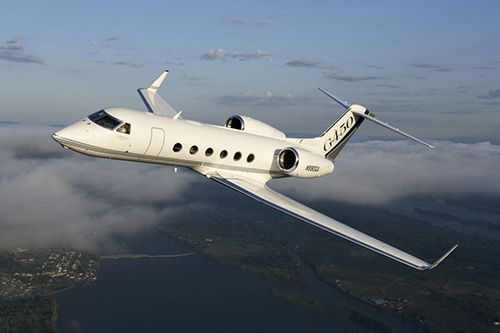 Gulfstream GIV + G450