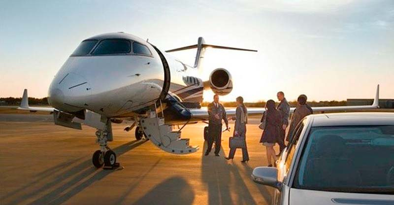 Charter Air Travel